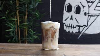 Soğuk White Chocolate Mocha | Evde Kahve Yapımı