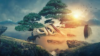 The Tree Photoshop Manipulation And Concept Art Tutorial