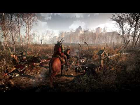 The Witcher 3: Wild Hunt - On the Path of Velen 1 Hour Version