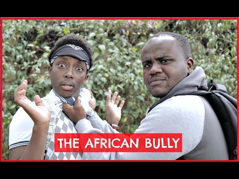 THE AFRICAN BULLY