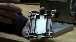 Building Prototypes Dan Gelbart  part 10 of 18  Flexures