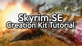 Magic Effects Explained | Skyrim SE Creation Kit Tutorial