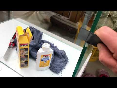 Саудал для чистки силикона