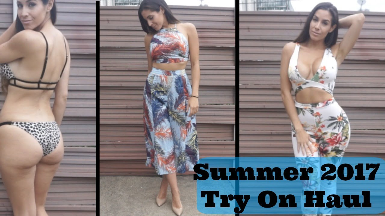 Summer 2017 Try On Haul