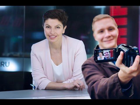 «Прямая линия»: блогер Дмитрий Kamikadzedead Иванов и Наталья Синдеева