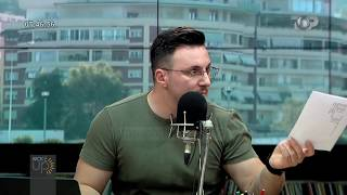 Wake Up, 25 Prill 2018, Pjesa 2 - Top Channel Albania - Entertainment Show