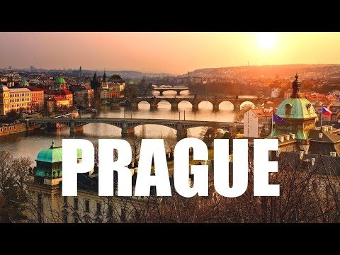 Hello Prague, Czech Republic! First Impressions of the City