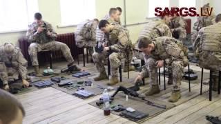 Bruņotie Spēki Pakāpeniski Palielinās Karavīru Skaitu. Pievienojies Mums! 2.daļa