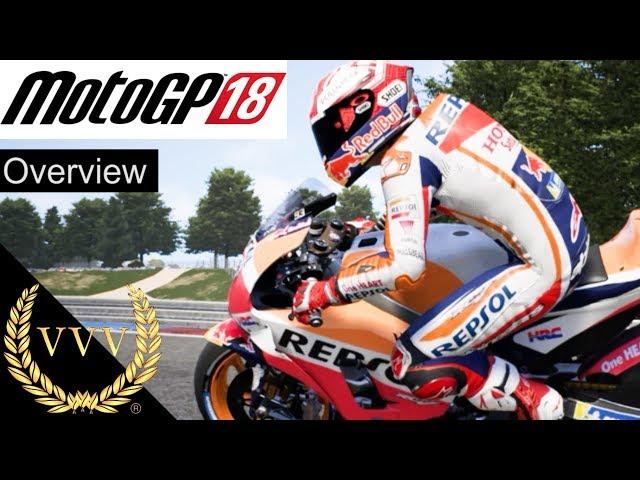 MotoGP 18 Overview