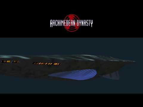 Archimedean Dynasty Full Movie All Cutscenes