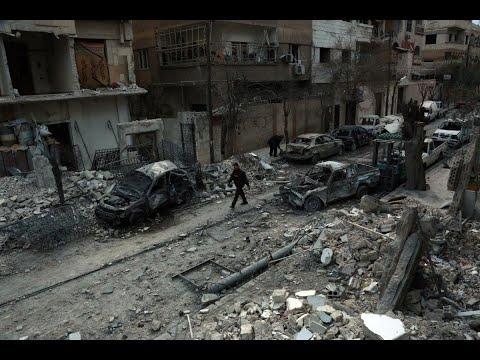 قتلى باشتباكات عنيفة على أطراف الغوطة الشرقية  - نشر قبل 3 ساعة