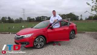 First Drive & Review! 2016 Honda Civic Sedan