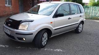 Ford Fusion 2005 мини обзор