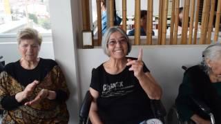 Meva Bakımevi Yaşlılar Haftasını Kutladı