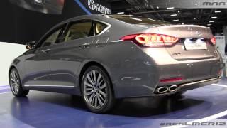 Hyundai Genesis Sedan By Street Concepts Videos