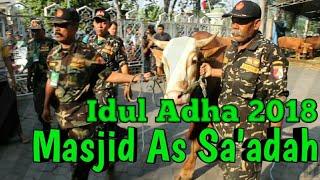 Download Video Idul Adha 2018   Masjid As Sa'adah Keputih Surabaya MP3 3GP MP4
