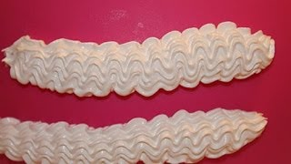 Видеоурок 1 - Украшение тортов