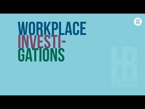 HR Basics: Workplace