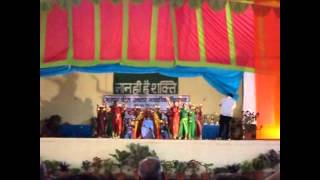 Deepavali Manaye Suhani Group dance