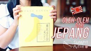 TOKYO BANANA, KITKAT SAKE oleh-oleh dari JEPANG!!   Sumpit Putih
