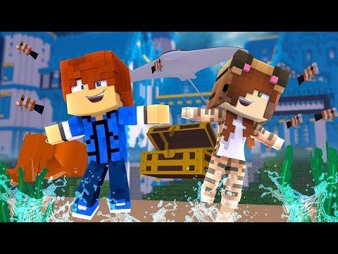 Minecraft Daycare - MAGIC ADVENTURE !! (Minecraft Roleplay)