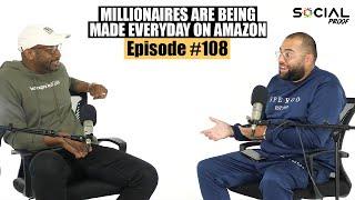 Millionaires Are Being Made Everyday on Amazon - Episode #108 w/ Joshua Crisp