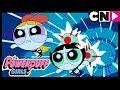 Powerpuff Girls | Schedulebot In Destruction Mode | Cartoon Network