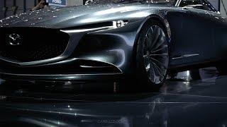 Best Concept of Geneva 2018: Mazda Vision Coupe + KODO Design Language Explained