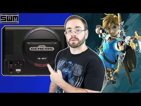 Sega Mini Console Revealed, New Zelda Game, New Switch Systems And Your Comments | Saturday Show thumbnail