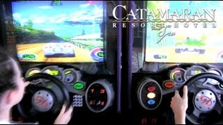 San Diego Activities - Arcade at Catamaran Resort