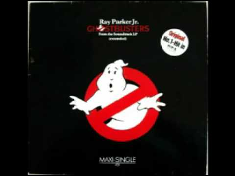 Ray Parker Jr - Ghostbusters (Extended Dance Mix)