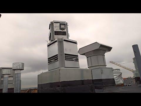 ЖК Белая Дача Парк Пик.Обзор внутридомовой системы вентиляции