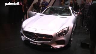 Mercedes GT AMG & Ferrari 458A & Mulsanne
