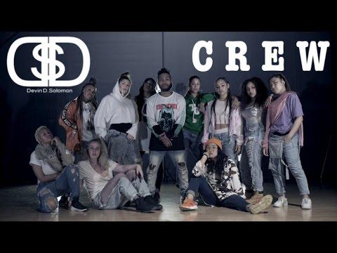 Crew - @GoldLink   Devin Solomon Choreography @devin_solomon  