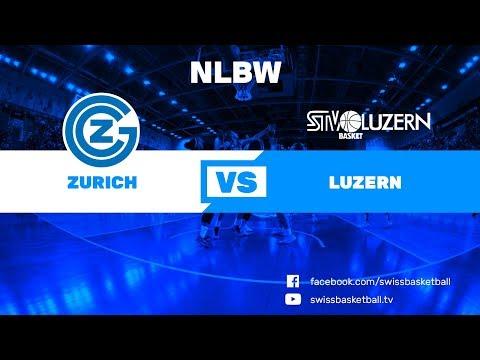 NLB Women - Day 12: Zürich vs. Luzern