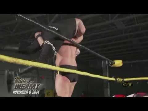 CZW: Alex Colon breaks Preacher's Neck