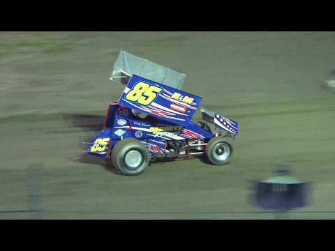 3. Sprints Heat #1 at I-96 Speedway on 05-05-17