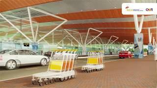 #DelhiAirport Expansion: A Walkthrough