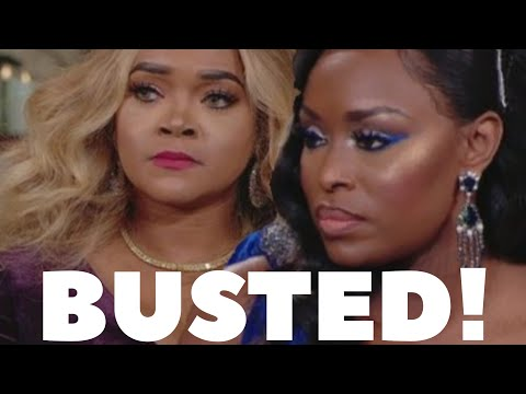 Married To Medicine Star Quad Caught Lying at Reunion | Mariah  Drug Test Comes Back Clean!