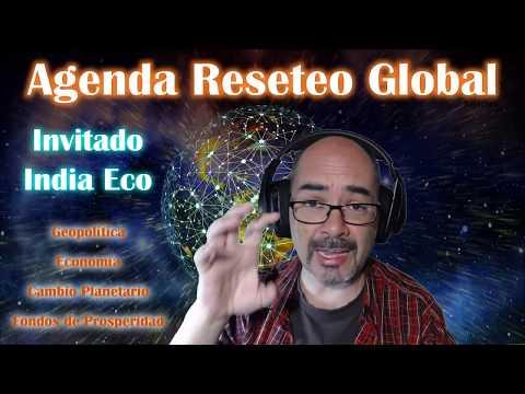 INDIA ECO: Directo Actualización Reseteo Global BONUS: ¿Qué pasó con el ARA San Juan?
