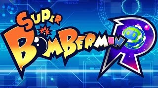 Super Bomberman R Complete Walkthrough - All 6 Worlds, Final Boss and Credits