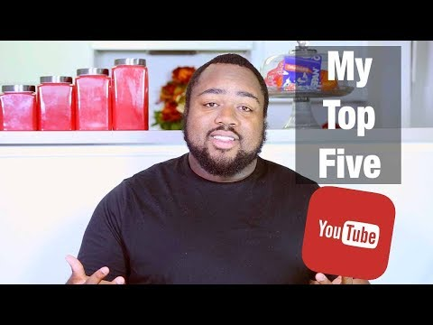 My 5 Favorite People To Watch On Youtube