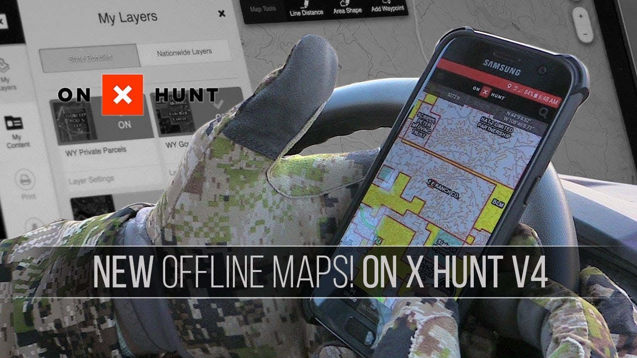 Diy Hunting Maps on