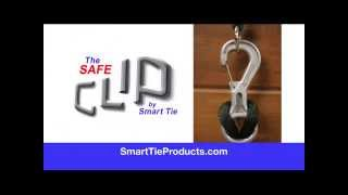 Keep Your Horse Safe with The Safe Clip by Smart Tie