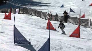 5 year-old snowboarding superstar - Bailey Duran
