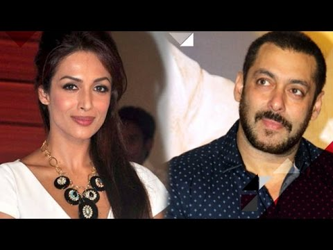Salman Khan Ignores Malaika Arora Khan | Bollywood News