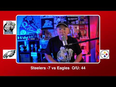 Pittsburgh Steelers vs Philadelphia Eagles NFL Pick and Prediction Sunday 10/11/20 Week 5 NFL Tips