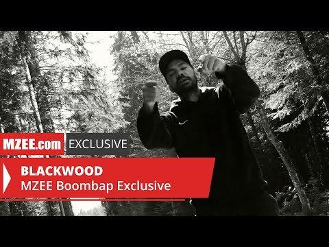 BLACKWOOD – MZEE Boombap Exclusive (MZEE.com Exclusive Video)