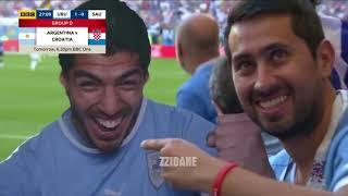 Uruguay vs Saudi Arabia 1-0 All Goals & Highlights Extended 2018 HD