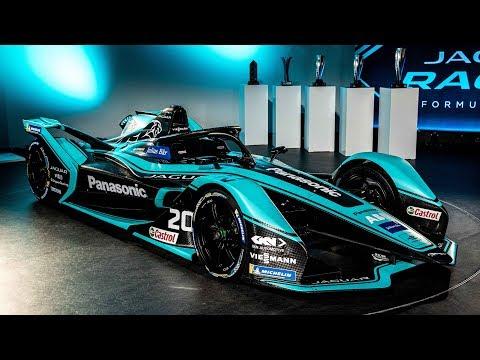Panasonic Jaguar Racing | All-Electric I-TYPE 4 Revealed